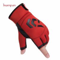 Sarung Tangan Pancing 3 Jari Daiwa GORE-TEX Anti Slip Breathable