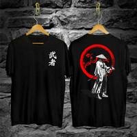 Tshirt Samurai X Hitam/ Baju Koas Distro Pria / Wanita Cotton30s