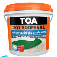 TOA ROOFSEAL ANTI BOCOR CAT WATERPROOFING TOA PAINT INDONESIA