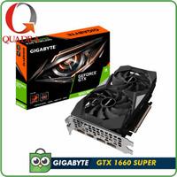 Gigabyte GeForce GTX 1660 SUPER 6GB DDR6 OC GV-N166SOC-6GD