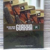 Majalah Angkasa Edisi Koleksi THE GREAT BRITAIN SPECIAL FORCE GURKHA