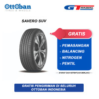 GT Radial Savero SUV 265 65 R17 112H Ban Mobil