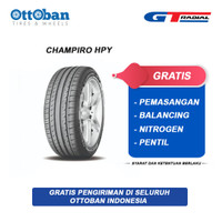 Ban GT Radial R17 215/55 Champiro HPY