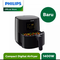 PHILIPS AIR FRYER HD9252/90 - COMPACT DIGITAL AIRFRYER ORIGINAL RESMI