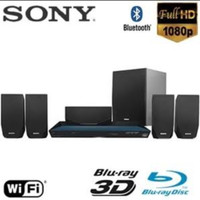 Sony BDV-E2100 Home theatre Blu-ray FM bluetooth - Hitam, 6