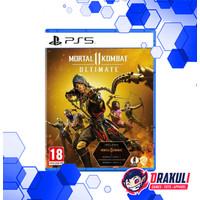 PS5 Mortal Kombat 11 Ultimate Edition (Reg 2/Euro/Eng)