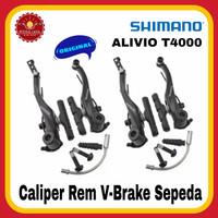 SHIMANO ALIVIO BR-T4000 Kaliper Rem V-Brake