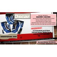 Sarung Jok Mobil Agya Ayla Jazz Sirion dll (3 & 2 Baris) - Bahan OSCAR