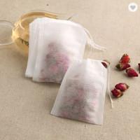 Kantong Saringan Teh dengan tali - Filter Teh - Tea Bag - Kantong Teh