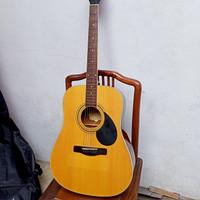 Samick greg bennett gd-101spk gd101spk gitar akustik kawat folk