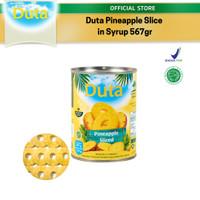 Duta Pineapple Slice - Nanas Kaleng 567 gr