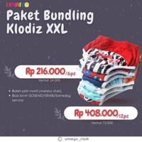 Klodiz XXL (15-22 kg) - Training Pants | Celana Toilet Training