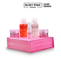 PAKET ACNE SERIES Babypink Skincare 100% AMAN RESMI BPOM