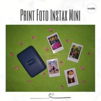 Print Foto Instax Mini (5 Pcs)