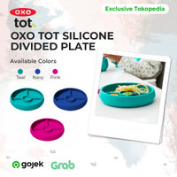 OXO Tot Silicone Divided Plate