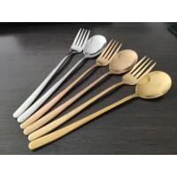 Sendok garpu sumpit KOREA l Alat makan sujeo l Spoon stainless sus 304