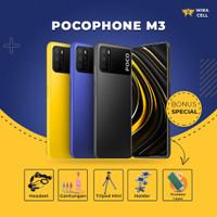 Xiaomi Poco M3 4GB/64GB Smartphone Garansi Resmi Gratis Aksesori HP