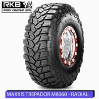FREE PASANG Maxxis M8060 Trepador 31 x 10.5 R15 Ban Mobil Offroad