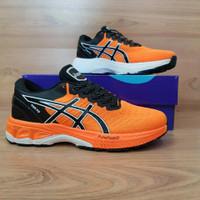 Sepatu Running / Lari Asics Flyte Foam 21 Tokyo orange black