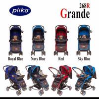 Baby Stroller Pliko Grande 268 R