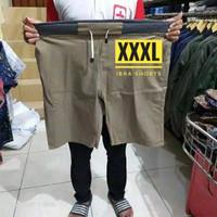 celana pendek chino jumbo rip XXL