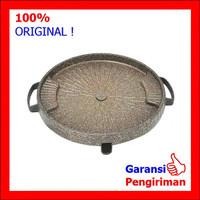 Grill Pan Bulgogi Marble Bulat