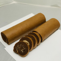 Bolu Gulung Moka / Cake Roll Mocca | Bread Line