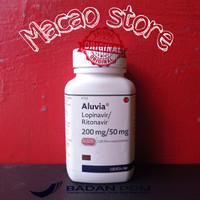 aluvia lopinavir per botol original