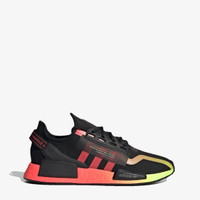 Adidas NMD_R1 V2 Men's Sneakers Shoes - Core Black/Signal Pink