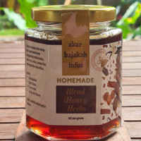 Blend iHoney Herbs - Akar Bajakah Infused iHoney