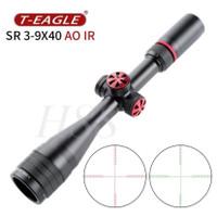Telescope T EAGLE SR 3-9x40 AO IR - Teleskop - Scope - Teropong