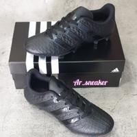 Sepatu Bola Adidas ACE Full Black Grade Ori Made In Vietnam