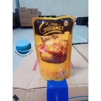 Cimory Saus Keju Euro Gourmet Cheese Sauce kemasan 500 gr