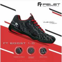 sepatu badminton felet fleet ft boots 1.0