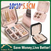 Kotak Perhiasan Tempat Anting Cincin Kalung jewelry Box Case
