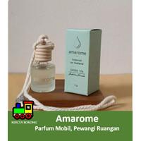 Parfum Mobil, Pewangi Ruangan Aromaterapi Amarome - green tea