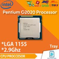 PROCESSOR INTEL PENTIUM G2020 (2,90Ghz) UNTUK LGA 1155 IVYBRIDGE/GEN 3