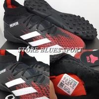 Sepatu Futsal Adidas Predator Mutator 20.3 Core Black Active Red - TF