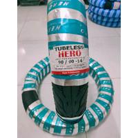ban tubles motor matic ring 14 - 90/90 belakang