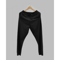 George Lazy Pants in Black