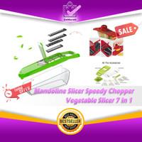 Mandoline Slicer Speedy Chopper – Vegetable Slicer 7 in 1 0695