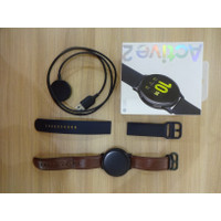 Samsung Galaxy Watch Active 2 44 mm (Aluminium Black) Bonus Banyak