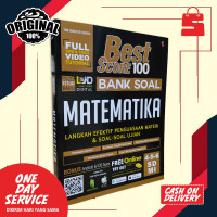 BUKU PELAJARAN SD : BEST SCORE 100 BANK SOAL MATEMATIKA SD/MI KLS 4.5.