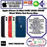 iPhone 12 Mini 64GB 128GB 256GB Black White Red Green Blue 64 128 256