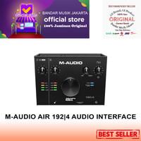 M-Audio AIR 192 4 USB Audio Interface ,BMJ