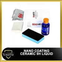 Nano Coating Ceramic 9H Liquid Cairan Poles Mobil Pelindung Cat