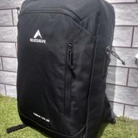 Tas Laptop Backpack EIGER HABILE LITE 25L ORIGINAL HITAM