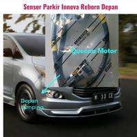 sensor parkir bamper depan innova reborn