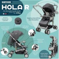 Stroller Babydoes Hola R (Reversibel)/Kereta Dorong bayi