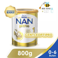 Susu Nestle Nan 1 pH Pro 800g